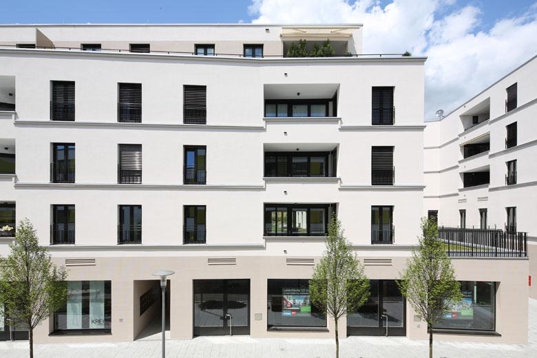 Architekten Schweinfurt klassischer nachbar schlicht lrecht architekten schlicht